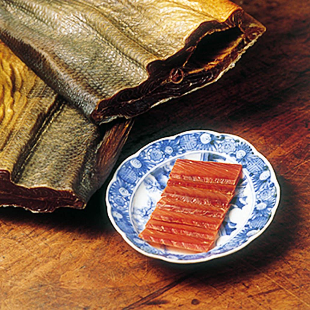 【写真】夏まつりの鮭の酒びたし